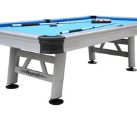 Extera 8' Outdoor Pool Table