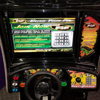 Fast and The Furious Arcade Driving Game