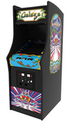 Galaga Arcade Video Game