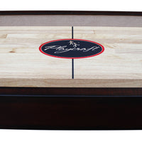 Georgetown Espresso Shuffleboard Table 12', 14', 16'