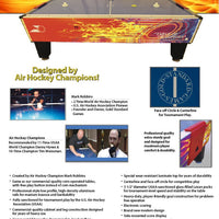 Gold Standard Gold Pro Air Hockey Table (8')