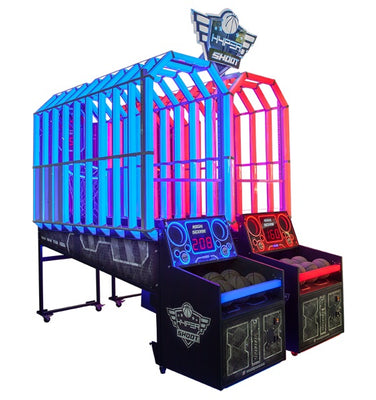 Hypershoot Basketball Arcade Game