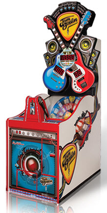 Jam Session Ticket Arcade Game