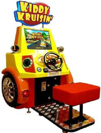 Kiddy Kruisin Arcade Driving Game