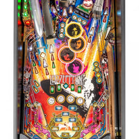 Led Zeppelin Pro Pinball Machine