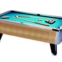 Monarch Coin Operated Pool Table (6'-9')