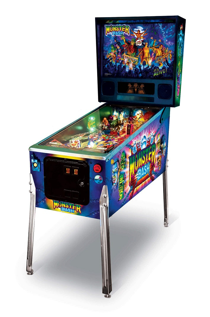 Monster Bash Remake Classic Edition Pinball Machine