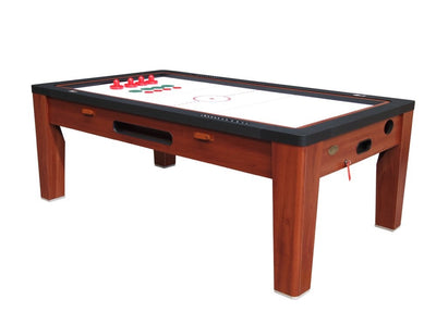 6 in 1 Combination Game Table in Cherry