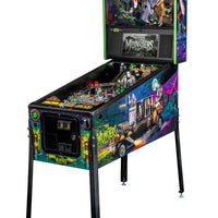The Munsters Pro Pinball Machine