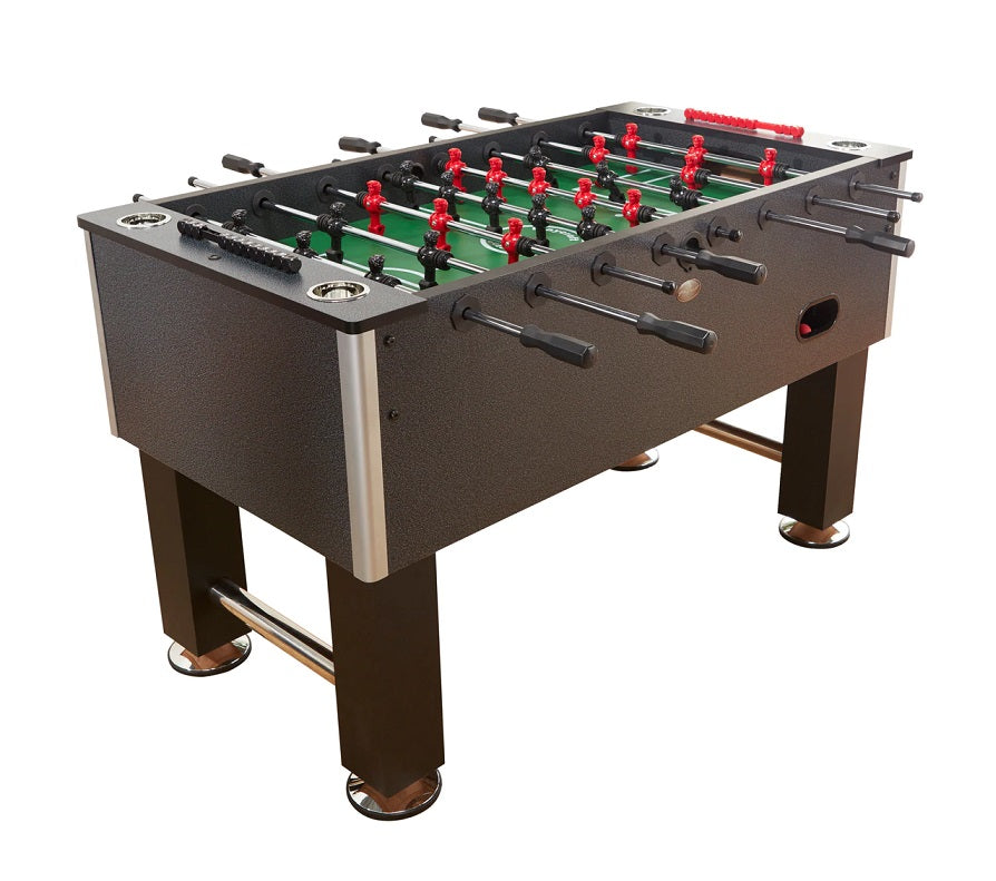 Pitch Foosball Table in Charcoal