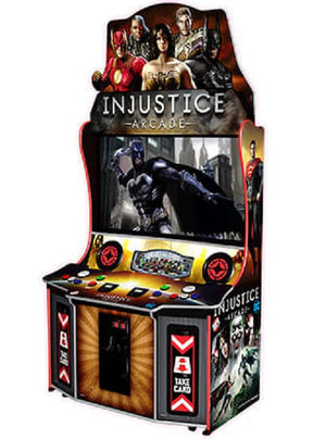 Injustice Arcade Video Game