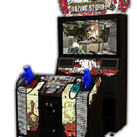 Razing Storm Arcade Shooting Game