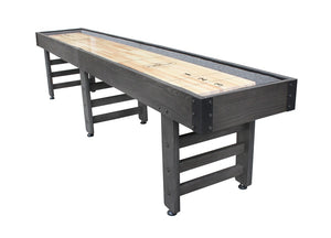 Saybrook Smoke Shuffleboard Table 12', 14', 16'
