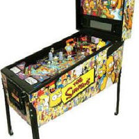 Simpsons Pinball Party Pinball Machine