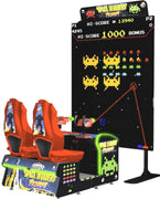 Space Invaders Frenzy Arcade Video Game