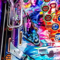 Stranger Things Limited Edition Pinball Machine