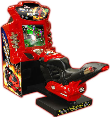 The Fast and The Furious Super Bikes Arcade Game