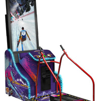 Super Alpine Racer Arcade Video Game