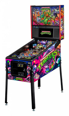 Teenage Mutant Ninja Turtles Premium Pinball Machine