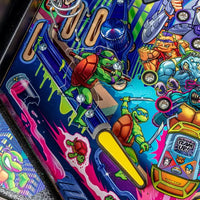Teenage Mutant Ninja Turtles Pro Pinball Machine