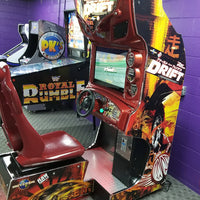 The Fast and The Furious Tokyo Drift Arcade Game