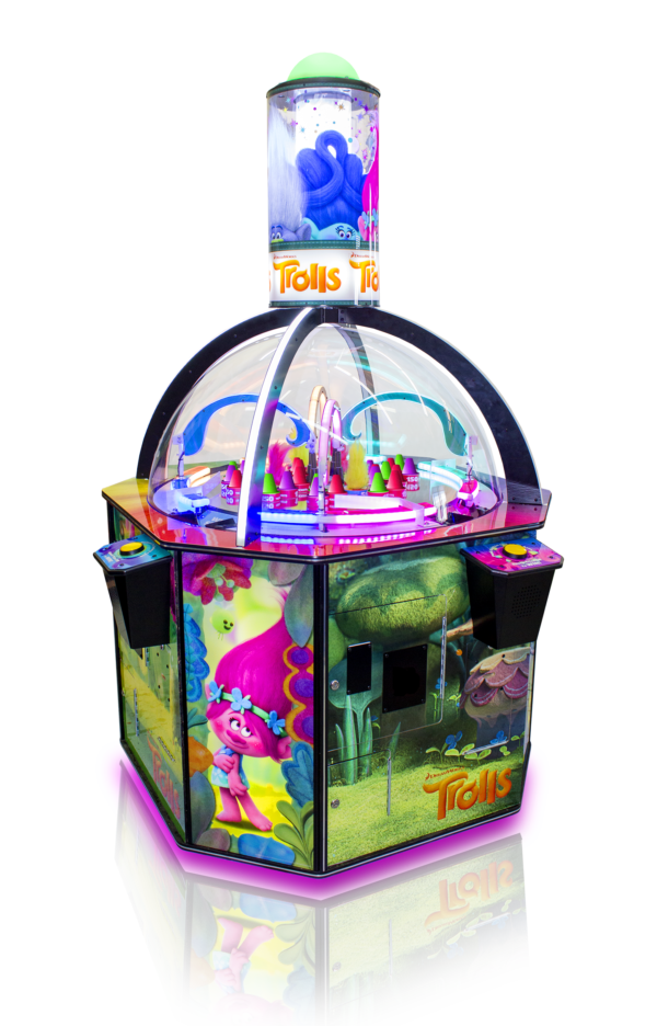 Trolls Arcade Redemption Game
