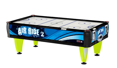 Air Ride 2 Ticket Redemption Coin Air Hockey Table
