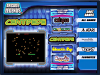 Arcade Legends 3 Arcade Video Game