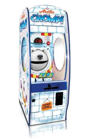 Arctic Chomp Ticket Arcade Game
