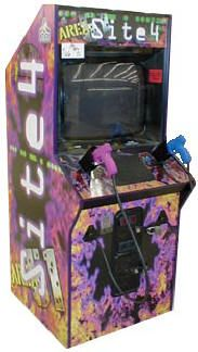 Area 51 Site 4 Arcade Shooting Game