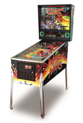 Attack From Mars Remake Classic Edition Pinball Machine