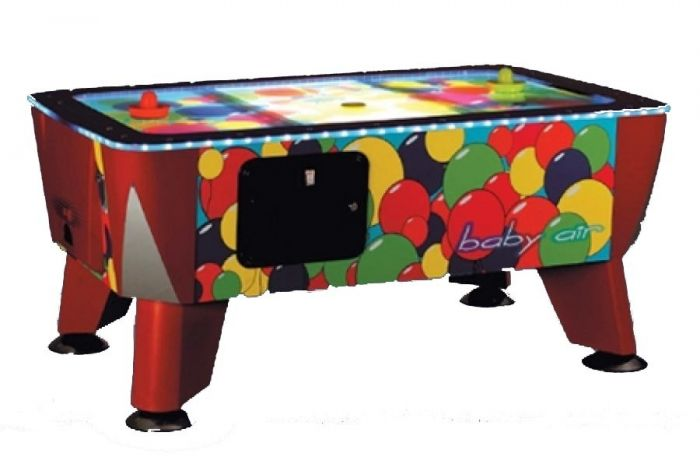 Baby Air Used Air Hockey Table