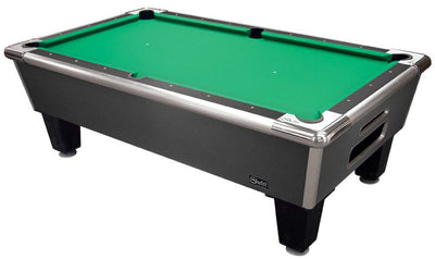 Bayside Charcoal Pool Table (88