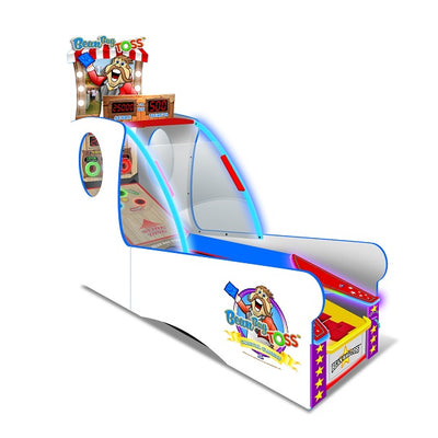 Bean Bag Toss Arcade Ticket Game