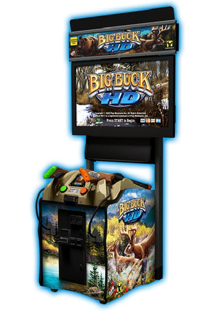 "Big Buck Wild HD 42"" Shooting Game Online Model"