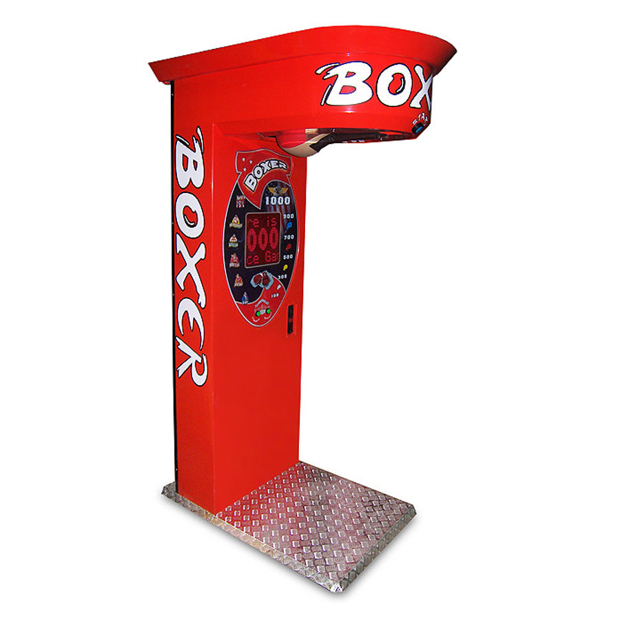 The Boxer Arcade Boxing Machine