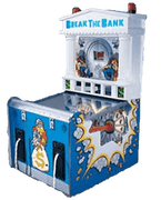 Break The Bank Ticket Arcade Game