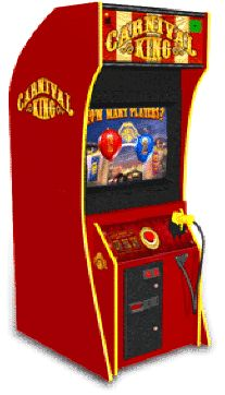 Carnival King Arcade Shooting Game