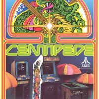 Centipede Arcade Video Game