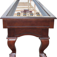 Charles River Espresso Shuffleboard Table 12', 14', 16'