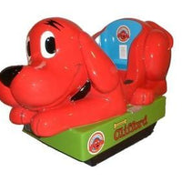 Clifford The Big Red Dog Used Kiddie Ride