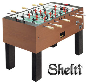 Pro Foos 3 Coin Operated Foosball Table