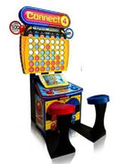 Connect 4 Standard Model Ticket Arcade Game
