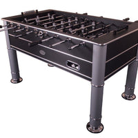 Cosmopolitan Black Foosball Table