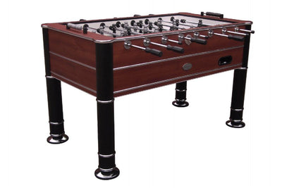 Cosmopolitan Brown Foosball Table