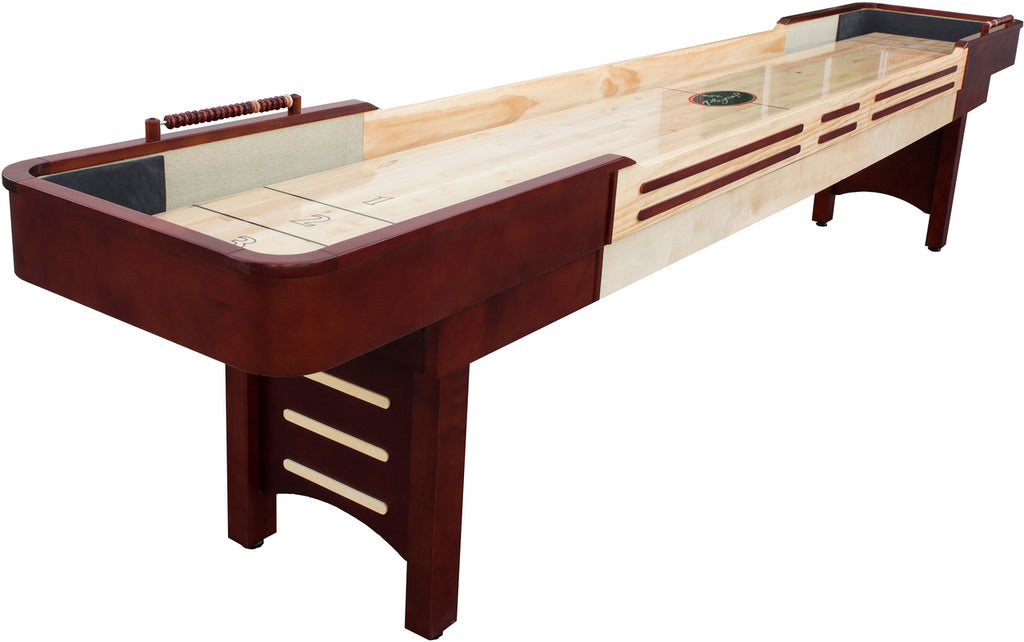 Coventry Cherry Shuffleboard Table 9', 12', 14', 16'