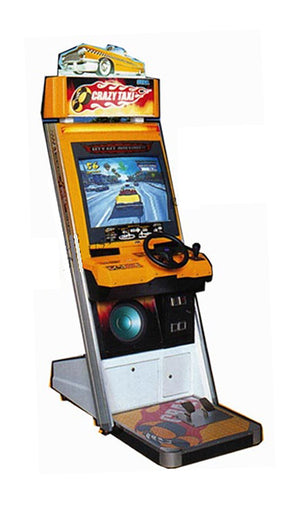 Crazy Taxi UR Arcade Driving Game