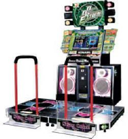 Dance Dance Revolution 8th Mix Dance Game