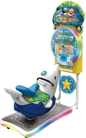 Dolphin Star Arcade Video Game