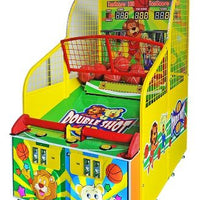Double Shot Basketball Arcade Game